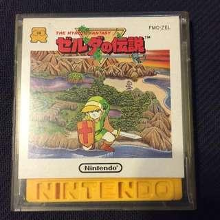 🚚 Famicom Disc - Zelda The Hurdle Fantasy