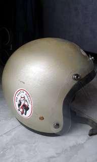 Helmet BELL SUPER RT VTG 1978
