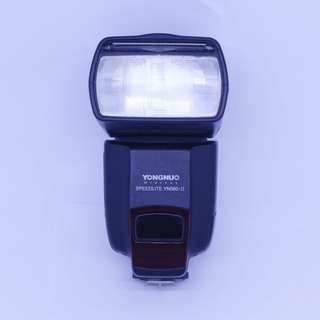 Flash Yongnuo YN-560 II Speedlight For Canon Nikon Pentax Olympus