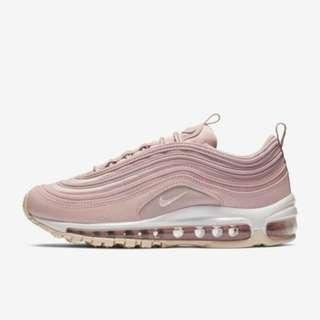 Authentic Nike Air Max 97 Premium Pink