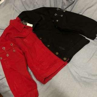 Vintage Duo Toned Jacket