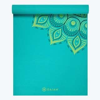 Gaiam Premium Capri Yoga Mat (6mm)