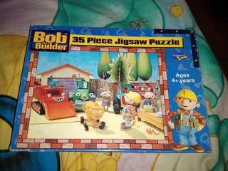 Bob the builder jigsaw puzzle