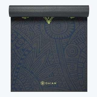 Gaiam Premium Sundial Layers Yoga Mat (6mm)