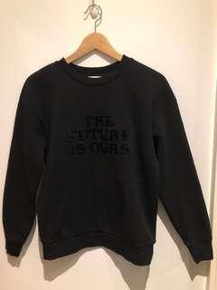 A Mango Black Sweater