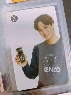 WTS EXO Coex Artium Cafe photocards