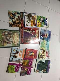 Bundle of children books