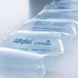 Bubble Air Pillows Inflatable Protective Packaging