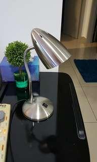 Desk Lamp Silver
