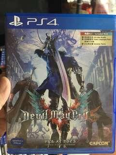 Devil may cry 5 (code 已用)