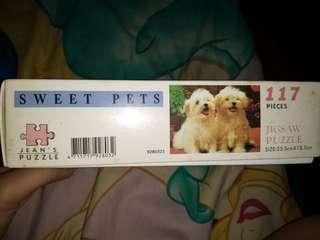 Sweet Pets Jigsaw Puzzle