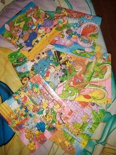More Jigsaw puzzles for kids !