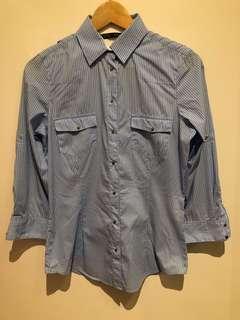 A ZARA Button Down Shirt
