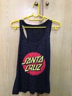 Tank Top Santa Cruz inc pos