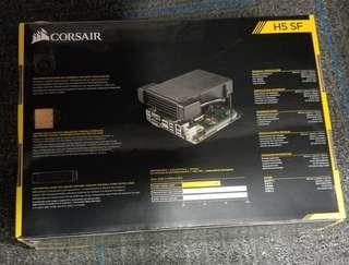Corsair H5-SF liquid cooling for Mini ITX builds