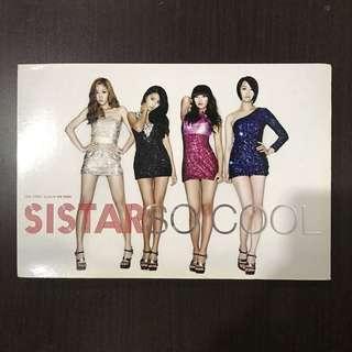 Sistar So cool Album