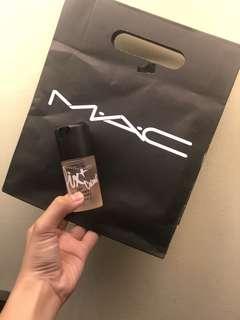 Authentic Mac Prep + Prime Fix coconut scent