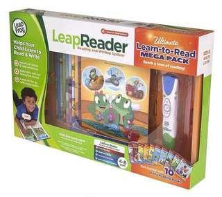 Leap Frog Leap Reader 點讀機