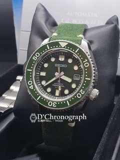 Seiko SLA019 SBDX021 Green Forest Marine Master Limited
