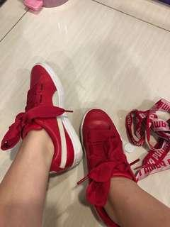 PUMA TOREADOR BASKET HEART