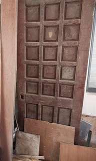 3 Solid Wood Doors