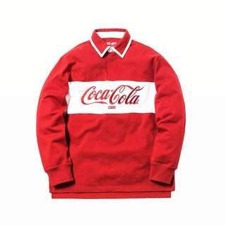 KITH x Coca Cola Polo Rugby