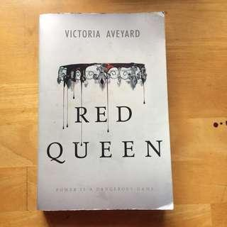 The Red Queen Series Full Set