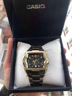 🚚 Casio G-Shock G-011BD-9AJF Gold (Extremely Rare)
