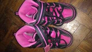 World Balance Light Up rubber shoes