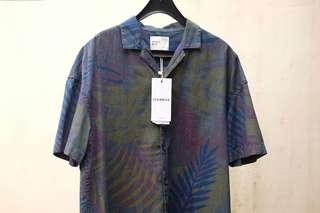 ZARA Floral Shirt Size M - NEW