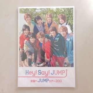Hey! Say! JUMP 2013tour場刊 山田涼介