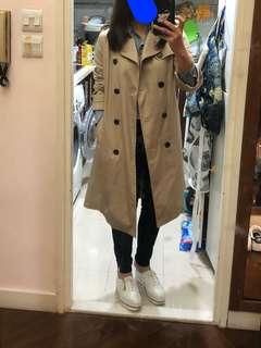 Beams Heart trench coat