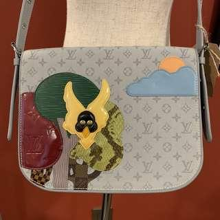 Vintage Louis Vuitton Cross Body Bag
