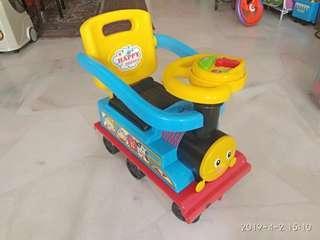 Push play cart