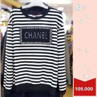 Sweater Kaos korea