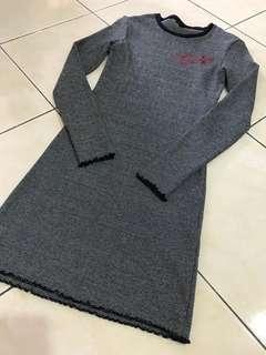 FREE POSTAGE Topshop Long Sleeves Dress Zara Monki