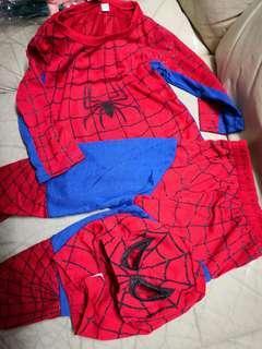 #spider man套裝 #3-4T