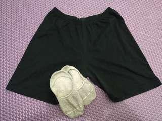 PROMO 50% OFF! Nevada Shorts & Socks