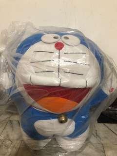 多拉夢大玩偶 全新品 高度約60公分 寬約55公分