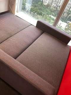 Sofa Bed with Internal Storage Space