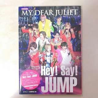 Hey! Say! JUMP Dear寫真集 限定愛藏版