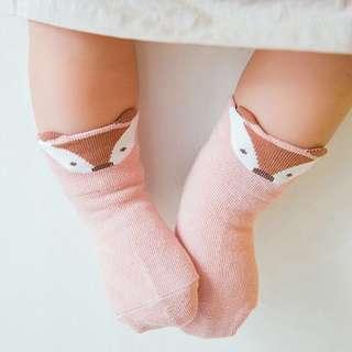 🚚 Toddler Cute Cotton Socks