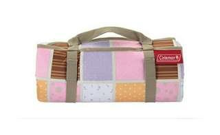 COLEMAN TRAVEL PICNIC SHEET PEACH