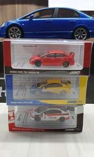 Inno64 Honda Civic Type R, Mugen RR