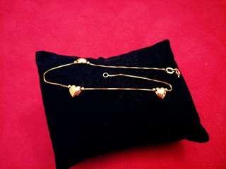 3  Hearts bracelet
