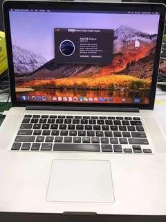 MacBook Pro Retina 15-inch mid 2012
