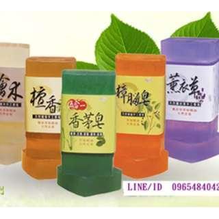 🚚 手工皂2條優惠組(檜木、檀香、薰衣草、香茅、樟腦)任選二條