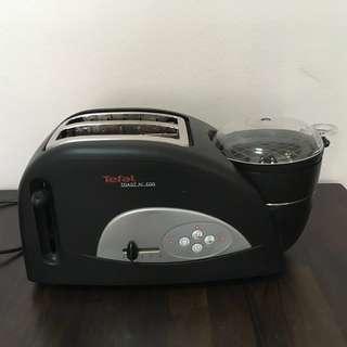Toaster Tefal TT5500 Toast N' Egg Maker