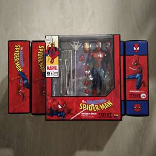 6-Inch Figure MISB US Seller 75 Spider-Man Comic Vers GENUINE Medicom MAFEX No