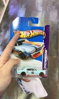 Hot Wheels Gulf Chevelle